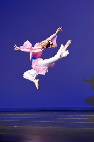 Danza classica cinese