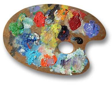 Oil Colour Paint Definition