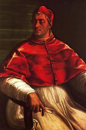 S. Del Piombo, Ritratto di Clemente VII