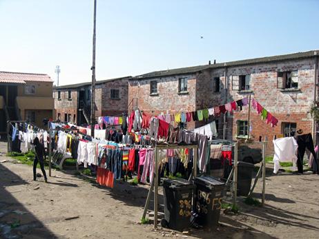 Cità del capo, quartiere-ghetto