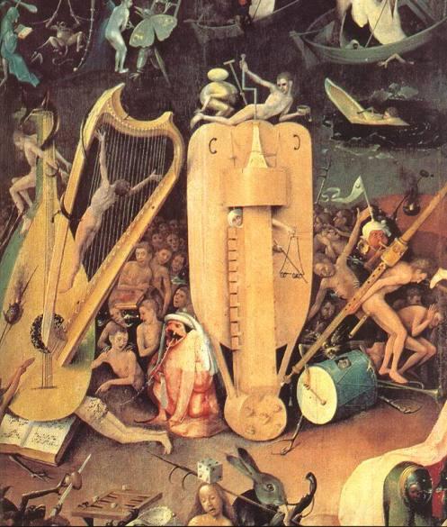 H. Bosch, Inferno