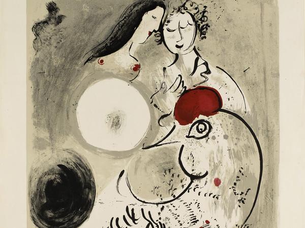 Chagall_coppia_di_amanti_con_gallo